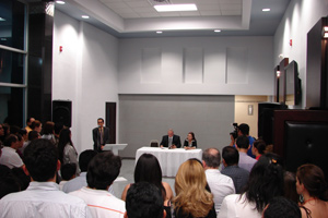 Inauguración MASTEC Expocontrucción 2010