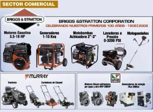 MASTEC - Sector Comercial